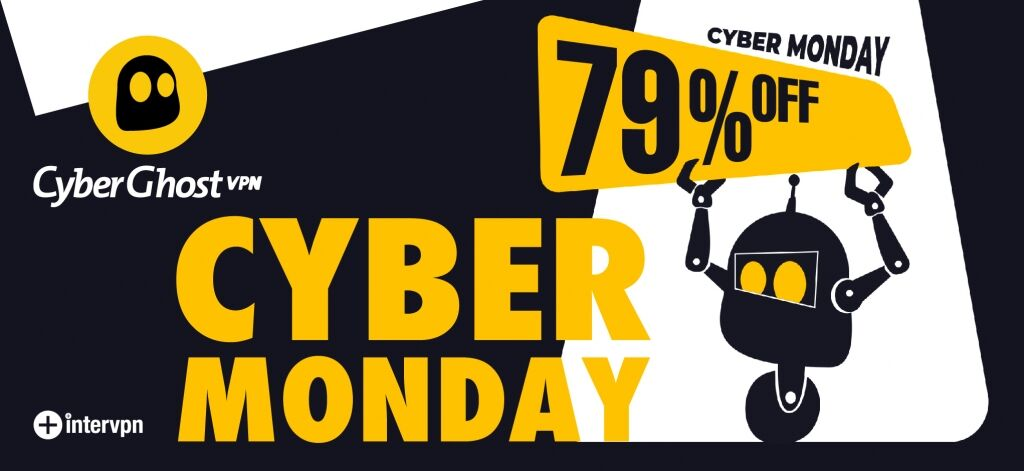 Cyber Monday at CyberGhost VPN