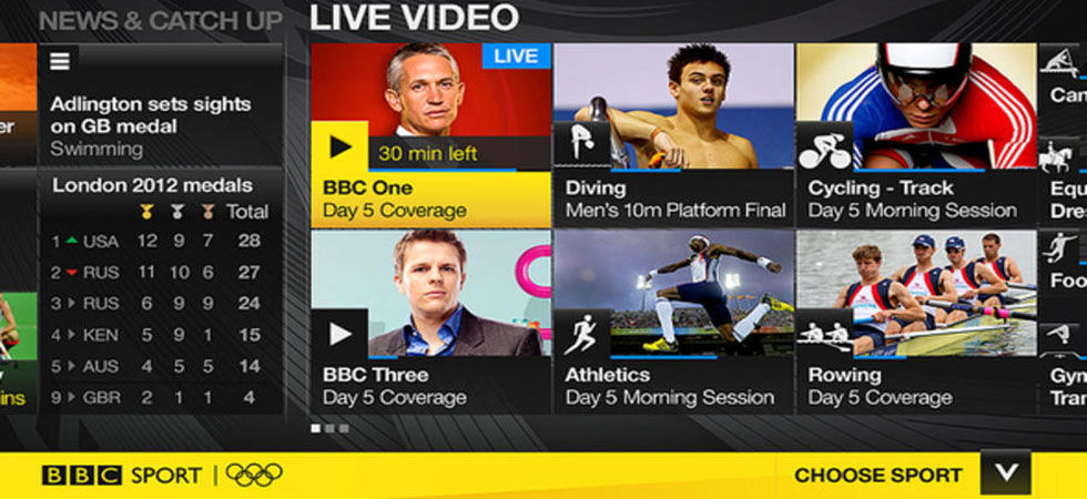 watch bbc sport outside UK