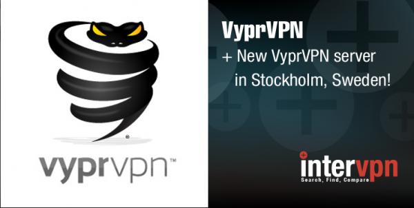 VyprVPN new servers
