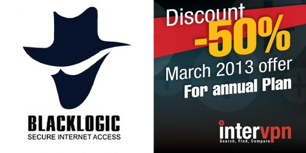 Blacklogic 50% Discount