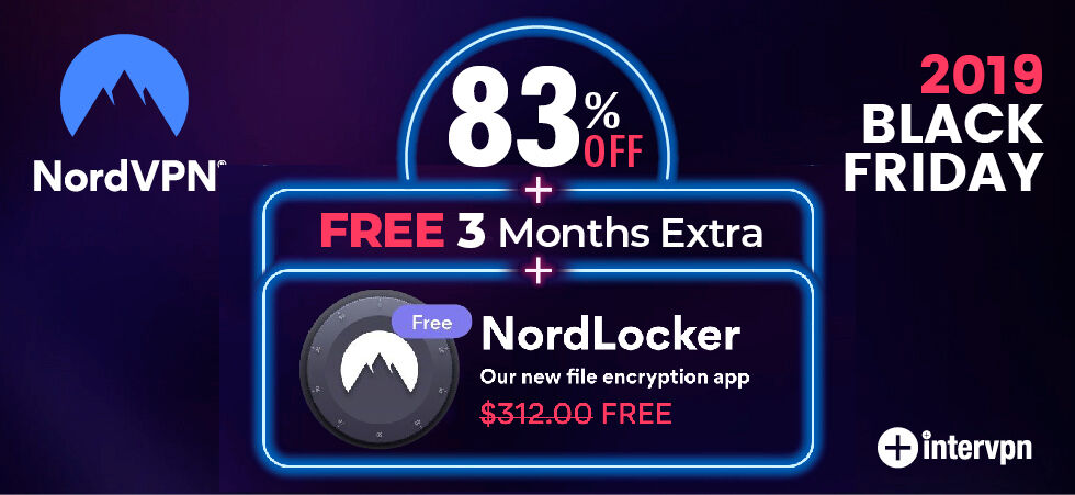 NordVPN Discount-Black Friday Coupon Code