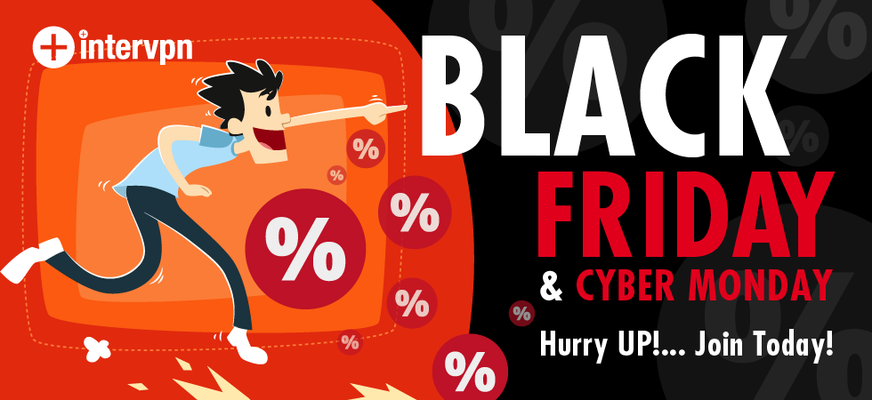 Black Friday - Cyber Monday - VPN Coupon Discount