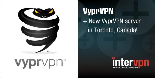 New VyprVPN server