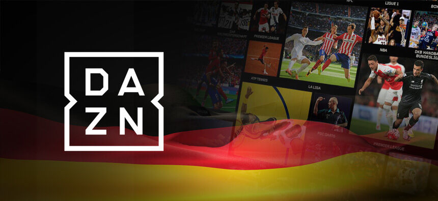 watch dazn outside germany - DAZN abroad