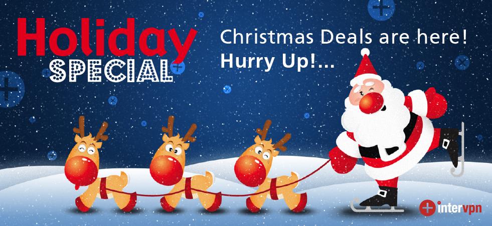 xmas christmas holidays best vpn deal