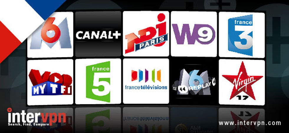 watch french tv outside France