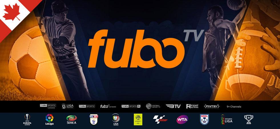 watch fubotv outside canada-free account