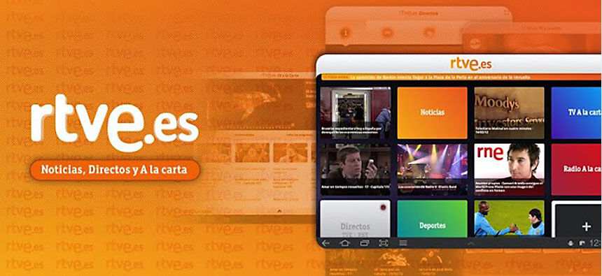 watch TVE channels online outside Spain