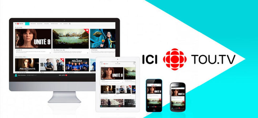 watch ici.tou tv outside canada