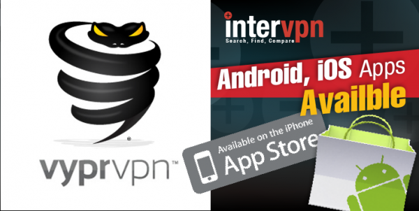 VyprVPN Mobile Apps for Android and iOS
