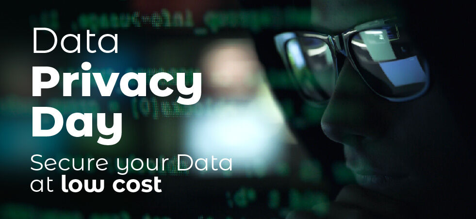 Data Privacy Day - Secure your Data at low cost