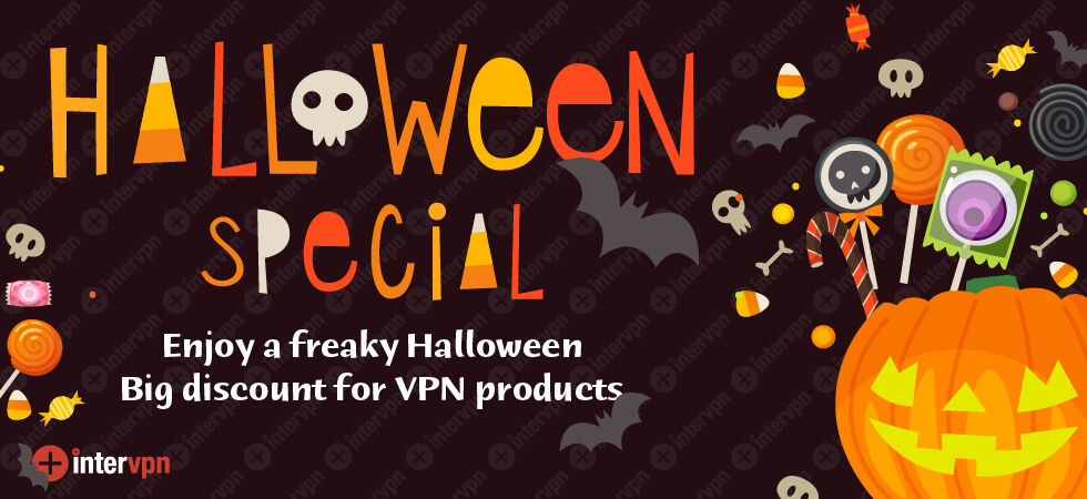Halloween Special VPN Discount