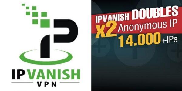 iPVanish Anonymous IP Addresses
