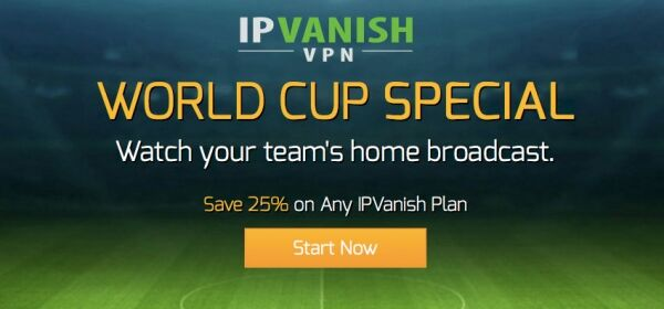 iPVanish 25% OFF Special Word Cup
