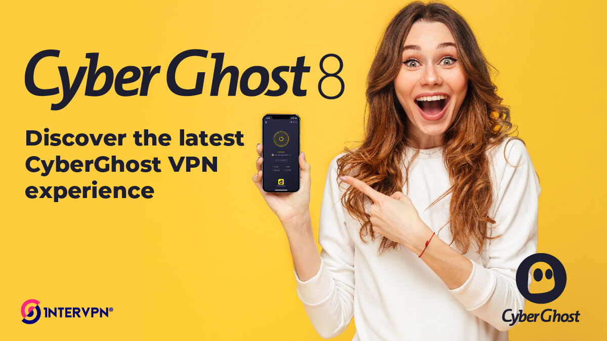 Download CyberGhost VPN 8 with Free 3 Months
