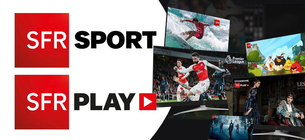 regarder sfr play et sfr sport à l'étranger